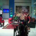 Behind The Scene Bincang Bintang TVRI-Uroginekologi