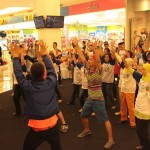 Dancing Event Festival Kesehatan Jakarta 2013