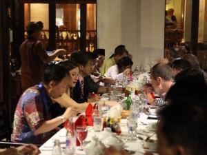 Faculty Dinner IUGA Regional Symposia