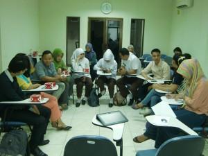 Focus Discussion Group-Elsevier Publisher Jkt 2014