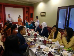 Focus Discussion Group-Elsevier Surabaya 2014