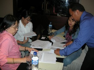 In House Training RS Onkologi Surabaya