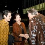 Prof. Moeloek, Prof Nila Moeloek dan Duta Besar Belanda untuk Indonesia Launching Yayasan Dutch School Indonesia 1