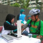 event car free day with RS Pelni jakarta