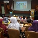 pelatihan self impact fakultas kedokteran & ilmu kesehatan UIN